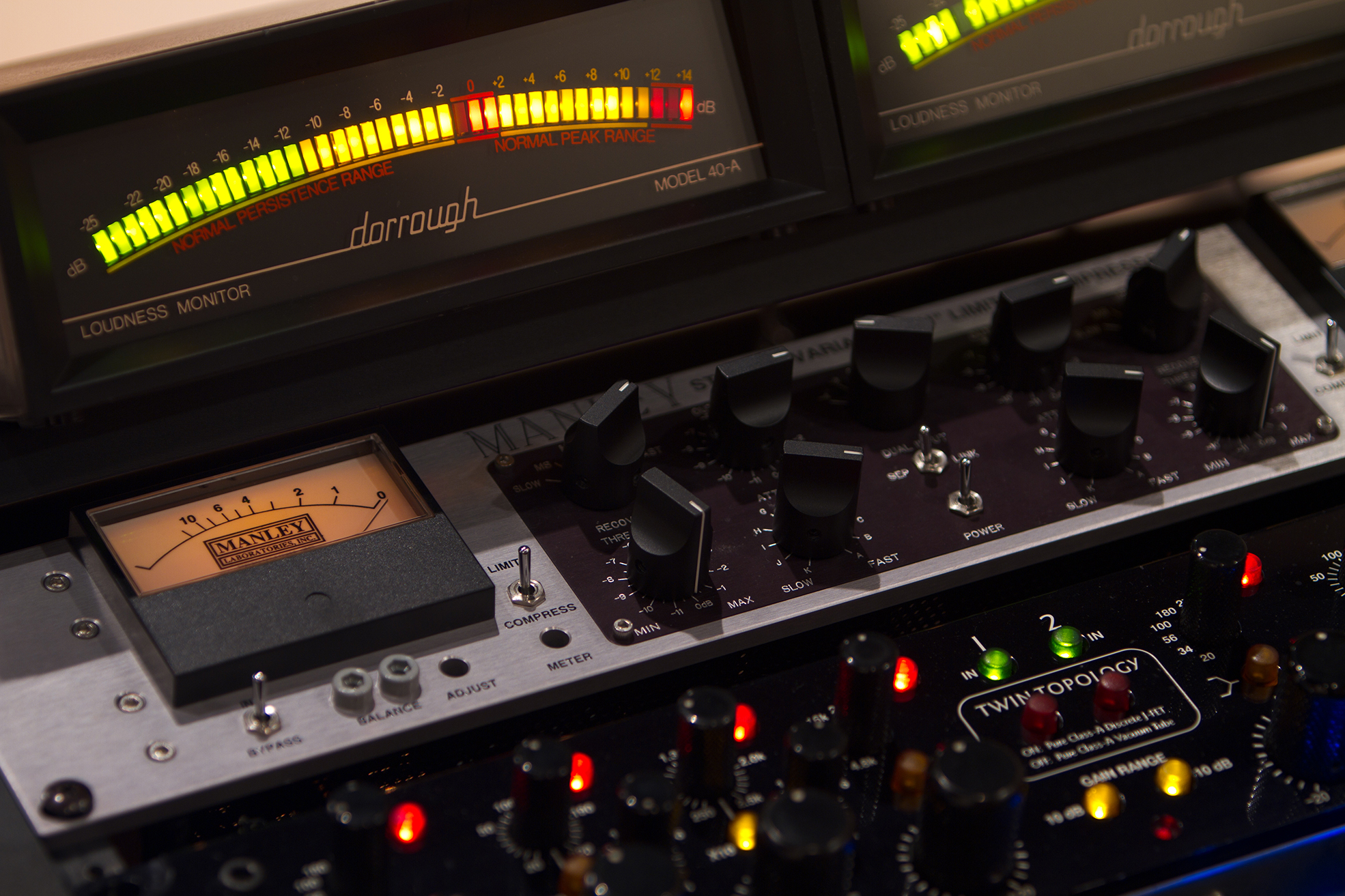 Equipment: Tommy Dorsey Mastering